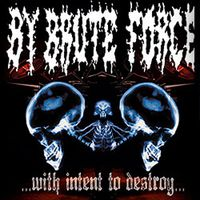 By Brute Force - with intent to destroy