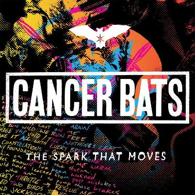 CANCER BATS - The Sparks That Moves
