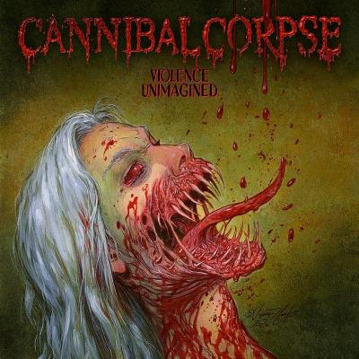 CANNIBAL CORPSE - Violence Unimagend