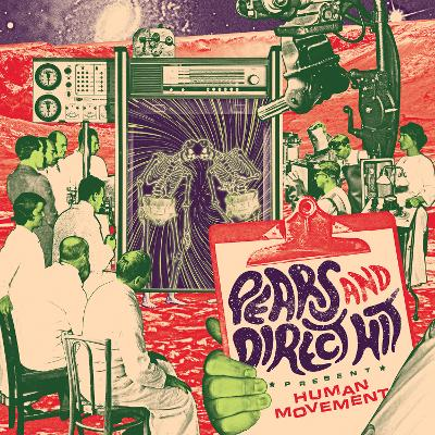DIRECT HIT! /  PEARS - Human Movement (Split)