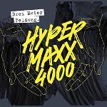 Cover von DREI METER FELDWEG- Hypermaxx 4000