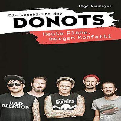 DONOTS - Heute Pläne, morgen Konfetti