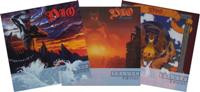 "Dio - Deluxe Editions [""Holy Diver"", ""The Last In Line"", ""Sacret Heart""]"