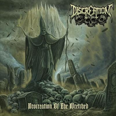 Cover von Discreation - Procreation Of The Wretched