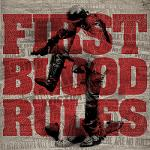 Cover von FIRST BLOOD - Rules