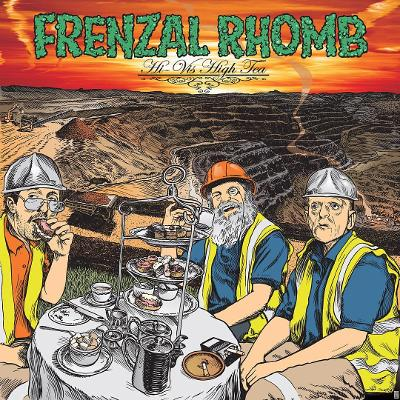 FRENZAL RHOMB - Hi-Vis High Tea