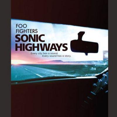 Cover von Foo Fighters - Sonic Highways (DVD)