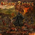 Cover von GRAVE DIGGER - Fields Of Blood