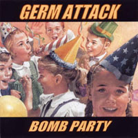 Germ Attack - Bomb Party