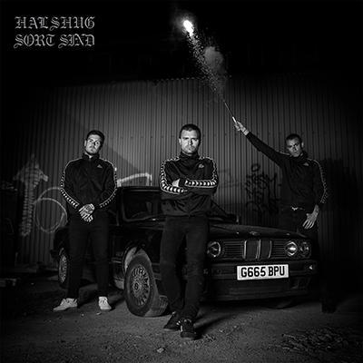 HALSHUG - Sort Sind