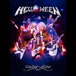 Cover von HELLOWEEN - United Alive
