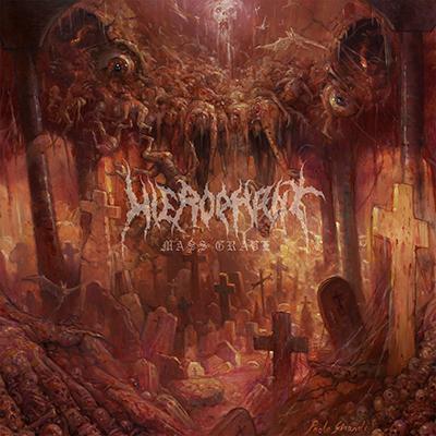 HIEROPHANT  - Mass Grave