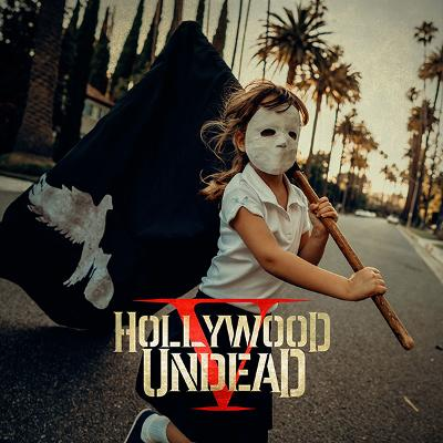 HOLLYWOOD UNDEAD - V