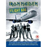 Iron Maiden - Flight 666 [DVD]