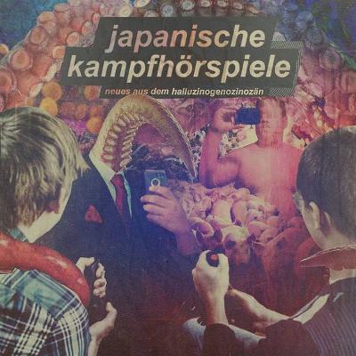 JAPANISCHE KAMPFHÖRSPIELE - Neues aus dem Halluzinogenozinozän