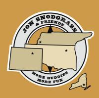 Jon Snodgrass - More Buddies, More Fun