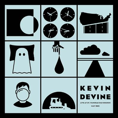 KEVIN DEVINE - Live At St. Pancras Old Church