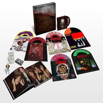 KREATOR - Under The Guillotine Box Set