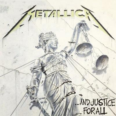 METALLICA - AND JUSTICE FOR ALL (RE-MASTERED DELUXE BOX SET)