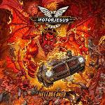 Cover von MOTORJESUS – Hellbreaker