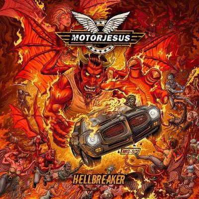 MOTORJESUS – Hellbreaker