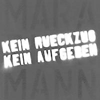 Marathonmann - Kein Rückzug Kein Aufgeben