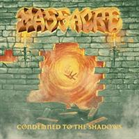"""Massacre - Condemned To The Shadows - 7"""" EP"""