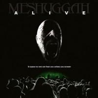 Meshuggah - Alive (CD)