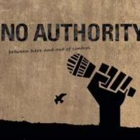 No Authority - Between Here And Out Of Control