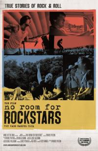 No Room For Rockstars - The Vans Warped Tour (DVD)
