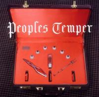 Peoples Temper - Peoples Temper