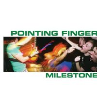 Pointing Finger - Milestone