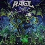 Cover von RAGE - Wings Of Rage