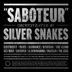 Cover von SILVER SNAKES - Saboteur