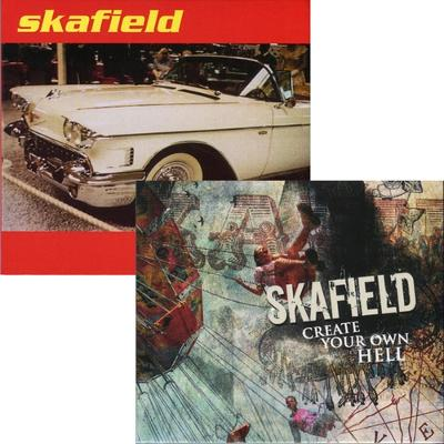 SKAFIELD - Fasten Your Seat-Belts/Create Your Own Hell