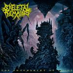 Cover von SKELETAL REMAINS - The Entombment Of Chaos