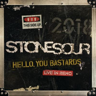 STONE SOUR - Hello, You Bastards - Live In Reno