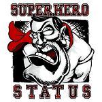 Cover von SUPERHERO STATUS - Superhero Status