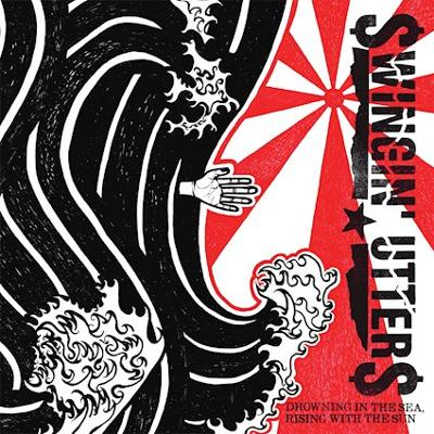 SWINGIN UTTERS - Drowning In The Sea, Rising With The Sun