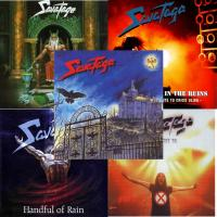 "Savatage - ""Hall Of The Mountain King"", ""Handful Of Rain"", ""Live In Japan"", ""Ghost In The Ruins"", ""Poets And Madmen"""