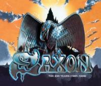 Saxon - The EMI Years (1985- 1988)