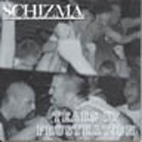 Schizma / Tears of Frustration - Split