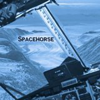 Spacehorse - Ghosts Of The Civil Living