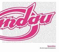 Spandau - Als Die Jugend Kollabierte