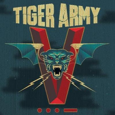 TIGER ARMY - V•••–