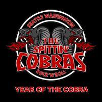 The Spittin´Cobras - Year Of The Cobra