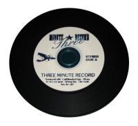 Three Minute Record - Three Minute Record