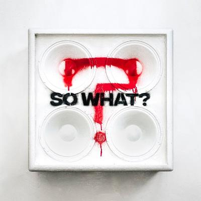 WHILE SHE SLEEPS - SO WHAT