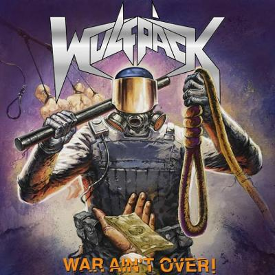 WULFPÄCK - WAR AIN't OVER