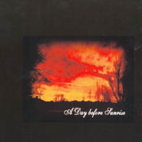 A Day Before Sunrise - s/t